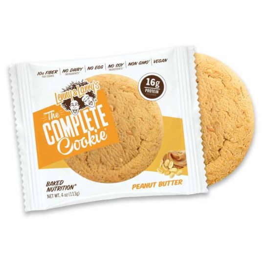 Lenny & Larry's Complete Cookie Peanut Butter