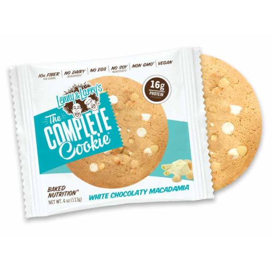 Lenny & Larry's Complete Cookie White Chocolate Macadamia Nut