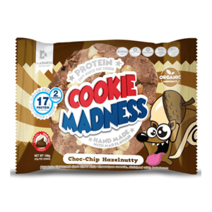 Protein Cookie Madness Cookie Chocolate Chip Hazelnutty