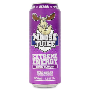 Muscle Moose Juice Berry 500ml