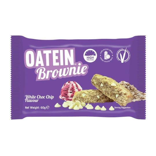 Oatein Brownie White Chocolate Chip