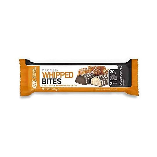 Optimum Nutrition Protein Whipped Bites Salted Caramel