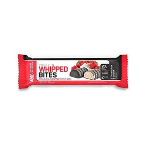Optimum Nutrition Protein Whipped Bites Strawberry and Cream