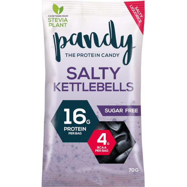 Pandy Protein Candy Salty Kettlebells