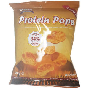 Protein Snax Protein Pops BBQ Crisps