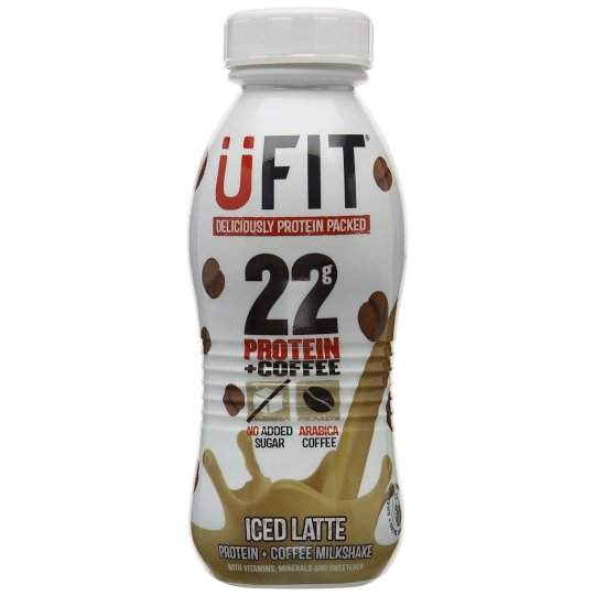 UFIT 22g Protein RTD Iced Latte