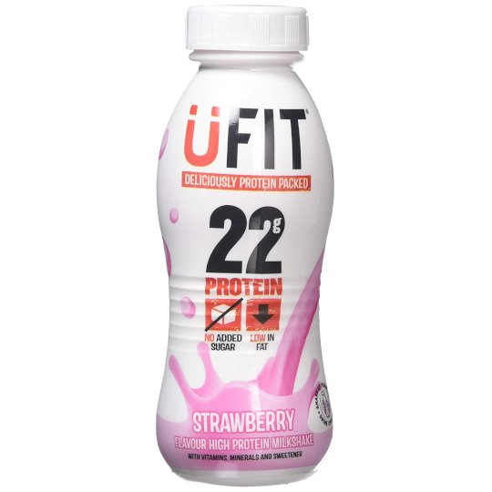 UFIT 22g Protein RTD Strawberry