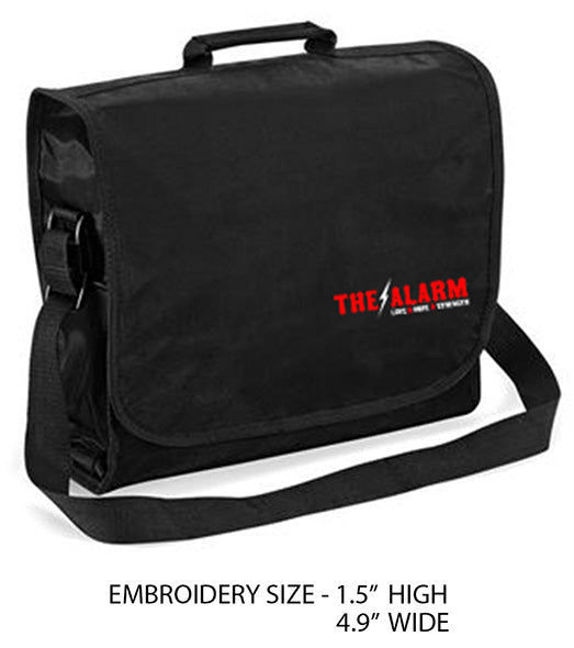 THE ALARM - Record Bag