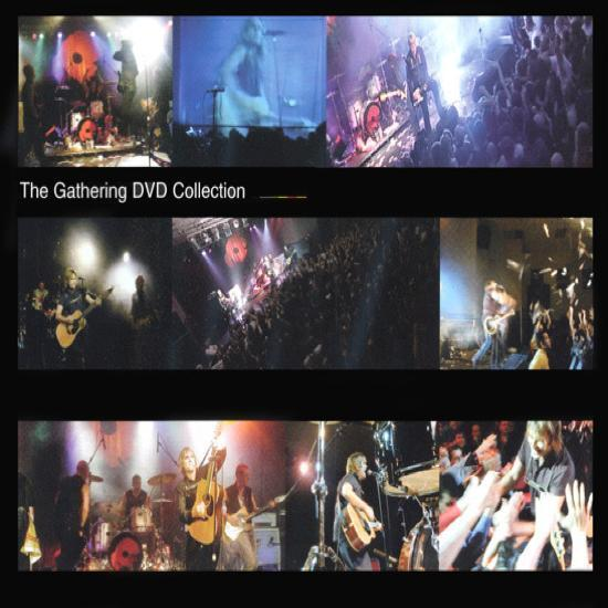 The Gathering DVD Collection - OFFER