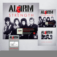 PRE-ORDER - STRENGTH [REMASTERED] SIGNED LIMITED EDITION
