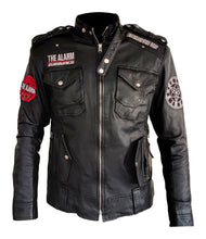 Load image into Gallery viewer, 40th Anniversary - 1981 -2021 Black Leather Bespoke Tour Jacket