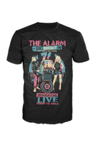 THE ALARM - BIG NIGHT IN - SPECIAL EDITION T Shirt