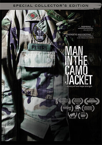 Man In The Camo Jacket DVD