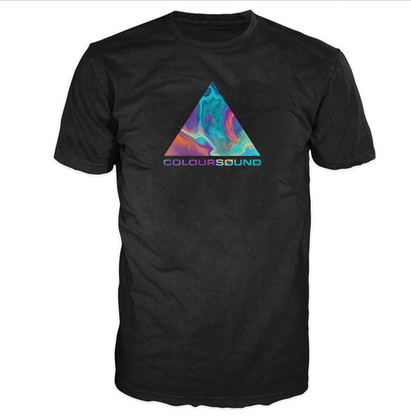 COLOURSØUND - Prism Logo 2020 T Shirt
