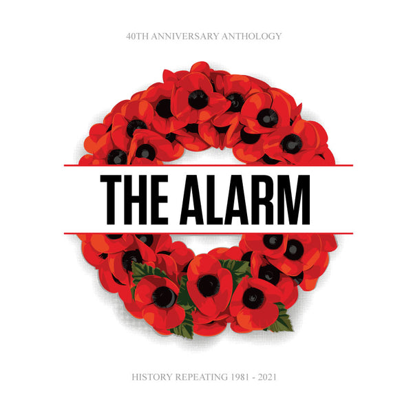 The Alarm - History Repeating 1981-2021 DOUBLE CD EDITION