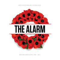 The Alarm - History Repeating 1981-2021 LP BOX SET EDITION