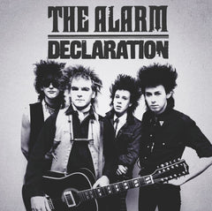 THE ALARM - DECLARATION [REMASTERED] CD