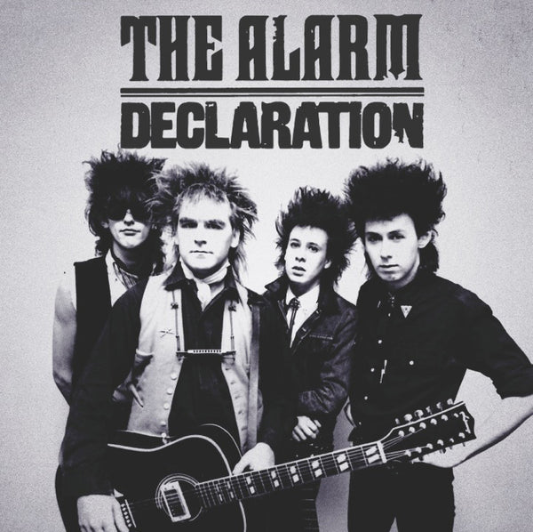 THE ALARM - DECLARATION [REMASTERED] LP