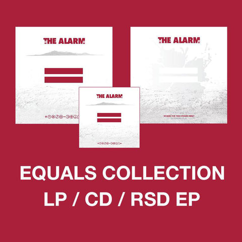 NEW - The Alarm - Equals Collection