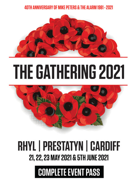 THE GATHERING 2021 - COMPLETE EVENT PASS