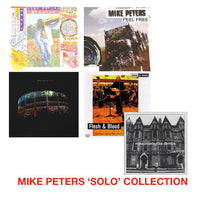 SPECIAL OFFER - Mike Peters - Solo Collection including bonus DBL CD - Rise Demos