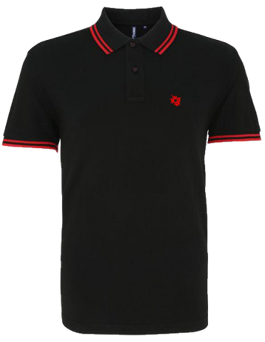 NEW - Alarm Contrast Polo Shirt