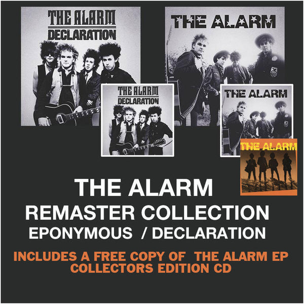 SPECIAL OFFER - DECLARATION / EPONYMOUS Remaster Collection