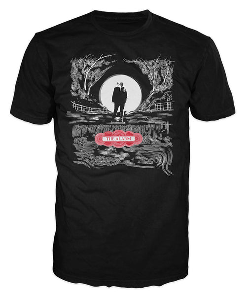 STREAM Black UK Tour Shirt