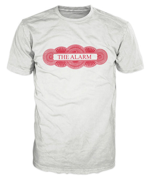 STREAM LOGO White Tour Shirt