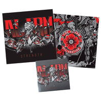 "SPECIAL OFFER - 30th Anniversary DECLARATION / STRENGTH CD / Vinyl Collection plus 7"" Single"
