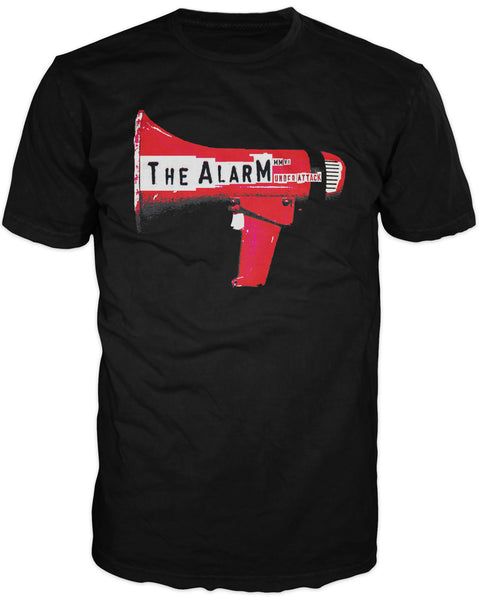 NEW IN STORE - THE ALARM - VINTAGE UNDER ATTACK / SATURDAY GIGS  T Shirt 2006