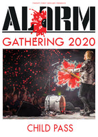 GATHERING 2020 - CHILD PASS