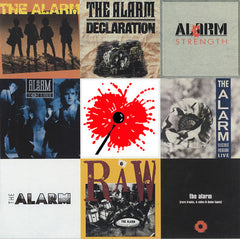 The Alarm Complete Collection [8 Discs plus Dedication CD]