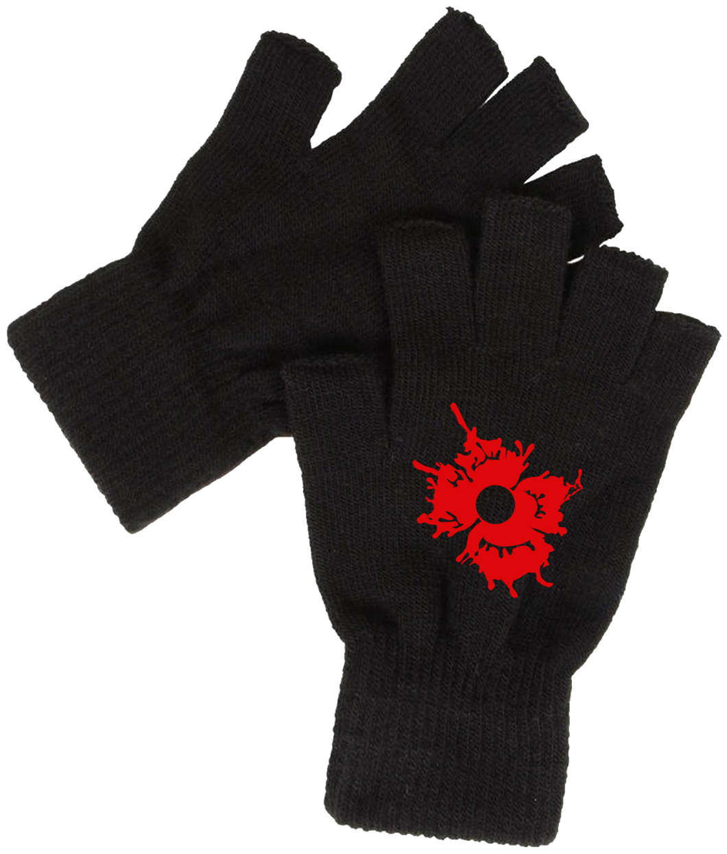 The Alarm - Fingerless Style Gloves