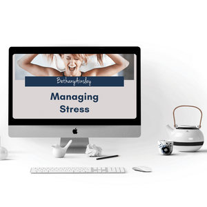 Managing Stress Online Course
