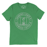Sanborn Canoe / Dogwood Coffee T-Shirt