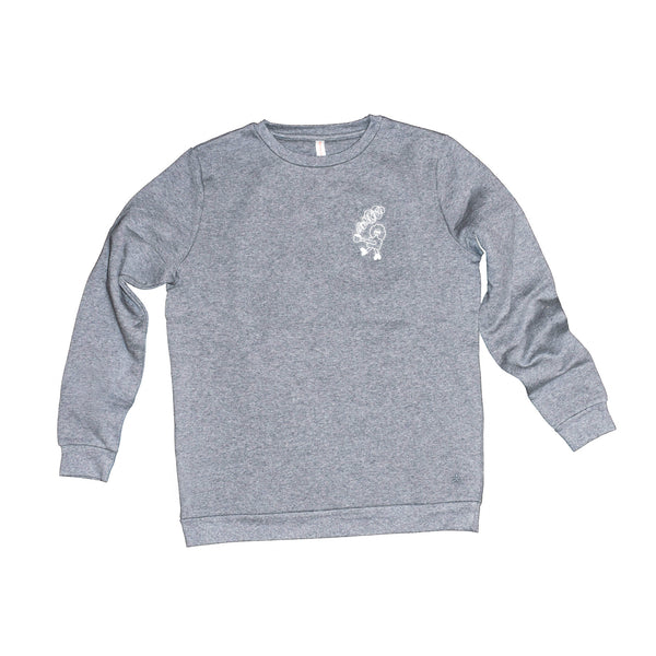 Busy Lady Crewneck Sweatshirt