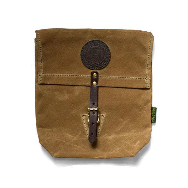 Dogwood Coffee Co. & Sanborn Canoe Waxed Canvas Duluth Pack