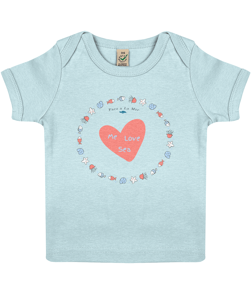 Baby Soft Blue Carbon Neutral Babylap