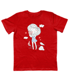 Children Red Carbon Neutral T-Shirt