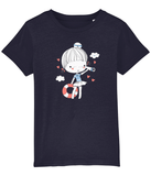 100% Organic Cotton | French Navy Kids T-Shirt