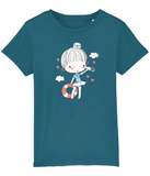 100% Organic Cotton | Ocean Depth Kids T-Shirt