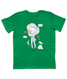 Children Green Carbon Neutral T-Shirt
