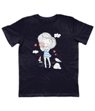 Children Navy Carbon Neutral T-Shirt