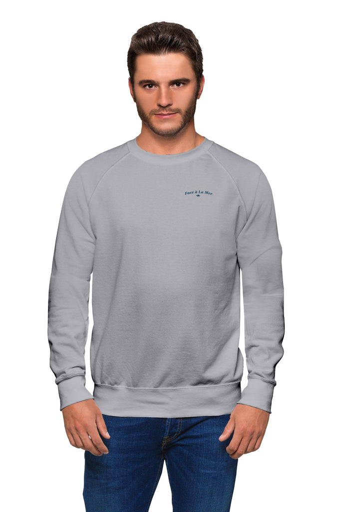 Organic Light Heather Sweater