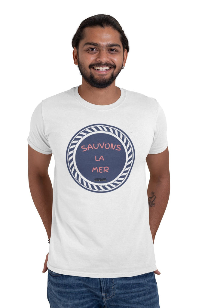 Organic Fair Trade Carbon neutral White T-Shirt