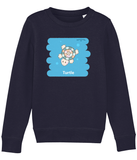Navy Organic Sweater