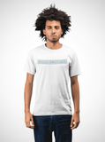 Men Carbon Neutral White Organic T-Shirt