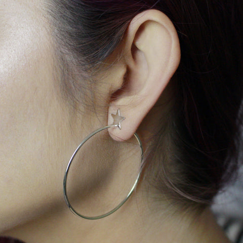 STARSTRUCK - Hoop Earrings