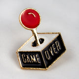 GAME OVER - Enamel Pin